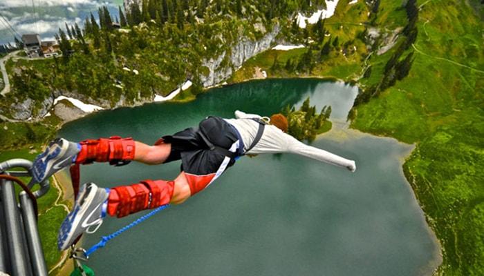 Los 5 deportes más extremos del mundo - 5