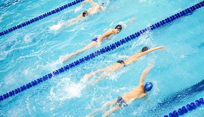 Natación competitiva - 2