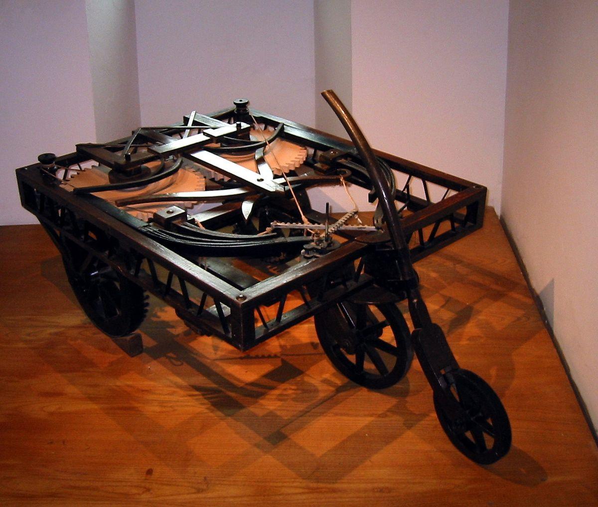 Inventos de Leonardo da Vinci: Parte 2 - 2