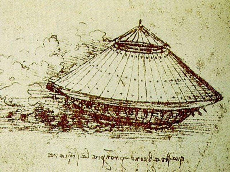 Inventos de Leonardo da Vinci: Parte 2 - 4