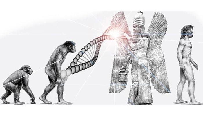 La creación humana por los Anunnakis - 6