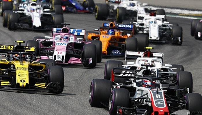Curiosidades sobre la Fórmula 1 - 1