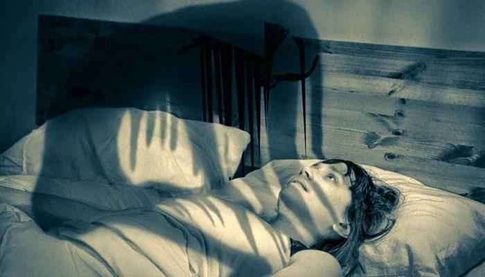 Paralisis del Sueño 6