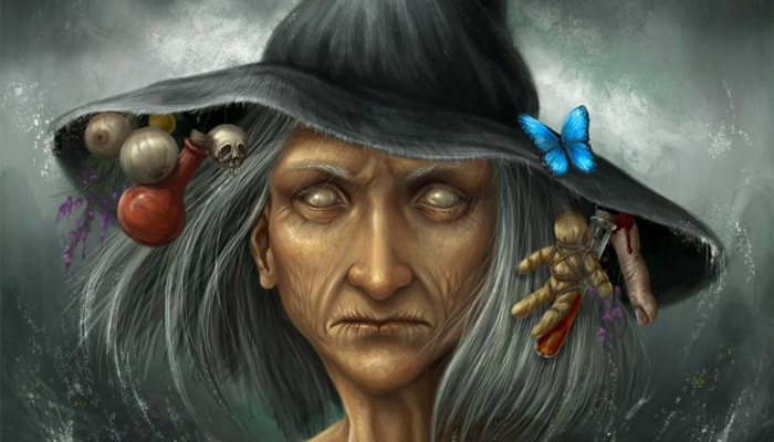 La verdadera historia de las brujas - 1