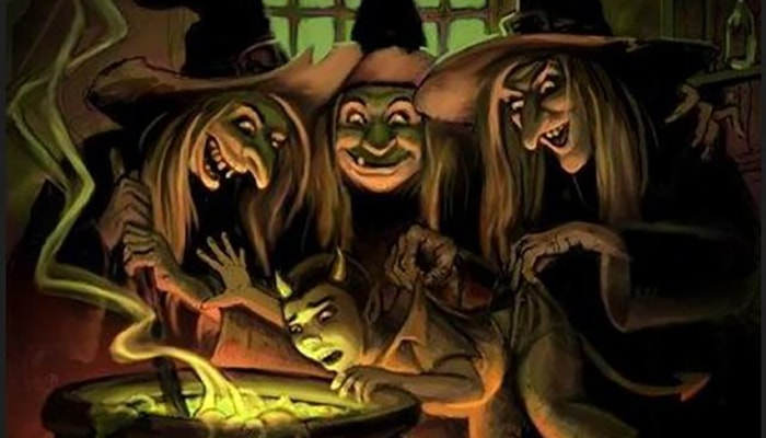 La verdadera historia de las brujas - 6