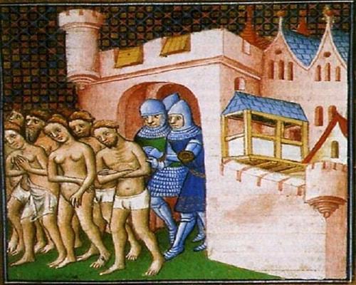 La iglesia en la Edad Media - 5