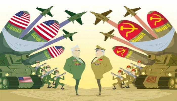 La Guerra Fría: Estados Unidos vs Unión Soviética - 3
