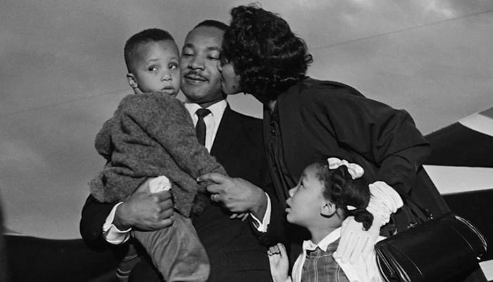 ¿Quién fue: Martin Luther King? - 1