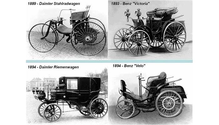 El primer automóvil a gasolina - 4