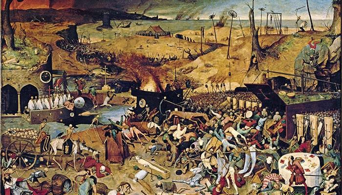 La peste negra, la epidemia más mortífera de Europa - 2