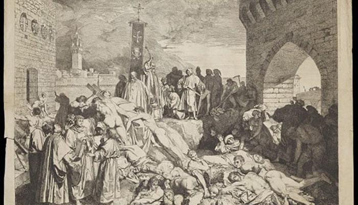 La peste negra, la epidemia más mortífera de Europa - 3