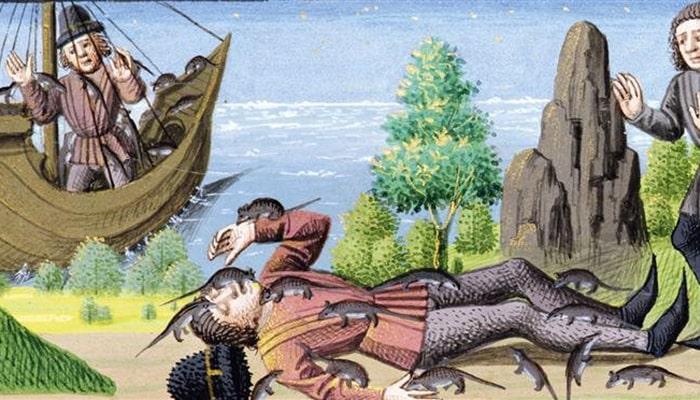 La peste negra, la epidemia más mortífera de Europa - 4