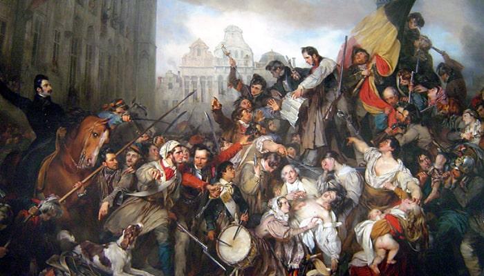 La Revolución francesa - 1