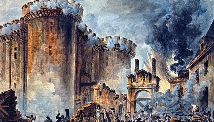 La Revolución francesa - 3