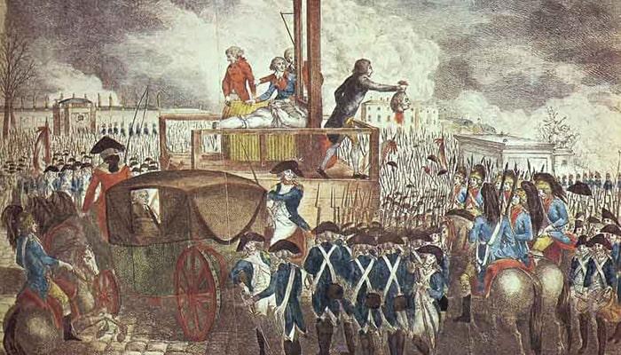 La Revolución francesa - 6
