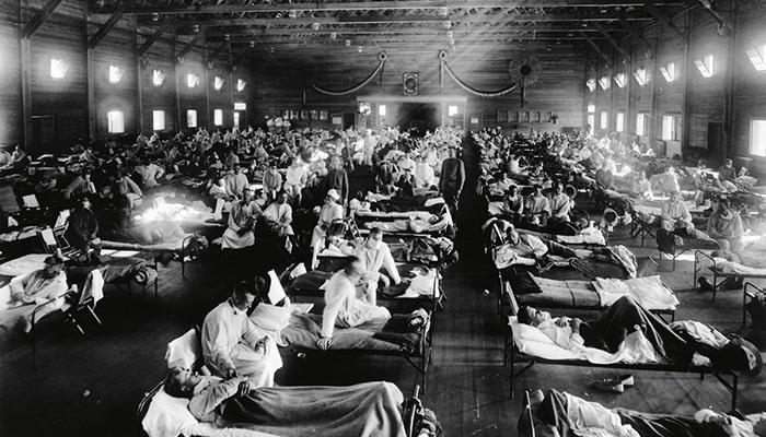 Pandemia más letales de la historia 4