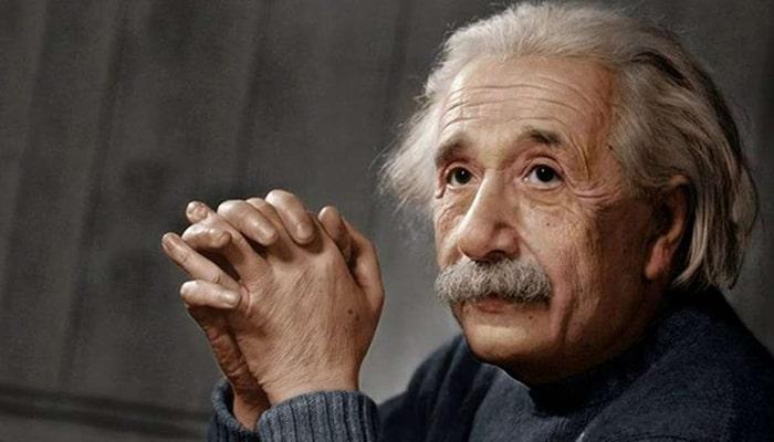 ¿Quién fue: Albert Einstein? - 1