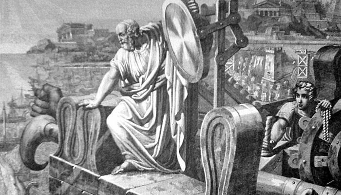 ¿Quién fue: Arquímedes? - 3