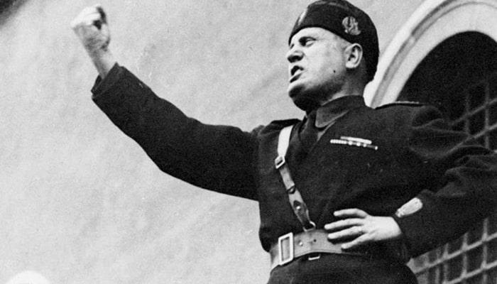 ¿Quién fue: Benito Mussolini? - 1