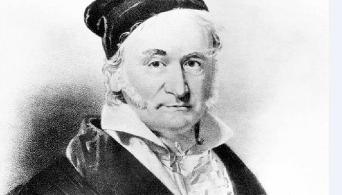 ¿Quién fue: Carl Friedrich Gauss? - 2
