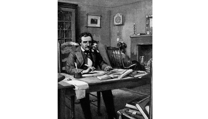 ¿Quién fue: Edgar Allan Poe? Parte 1 - 4