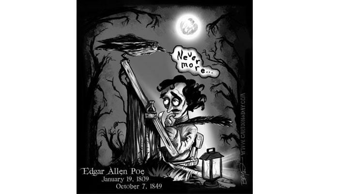 ¿Quién fue: Edgar Allan Poe? Parte 2 - 4