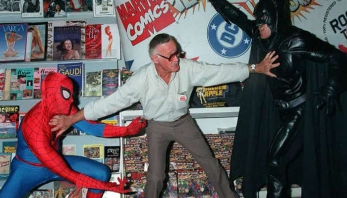 ¿Quién fue: Stan Lee? - 2