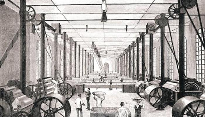 Revolución Industrial - 2