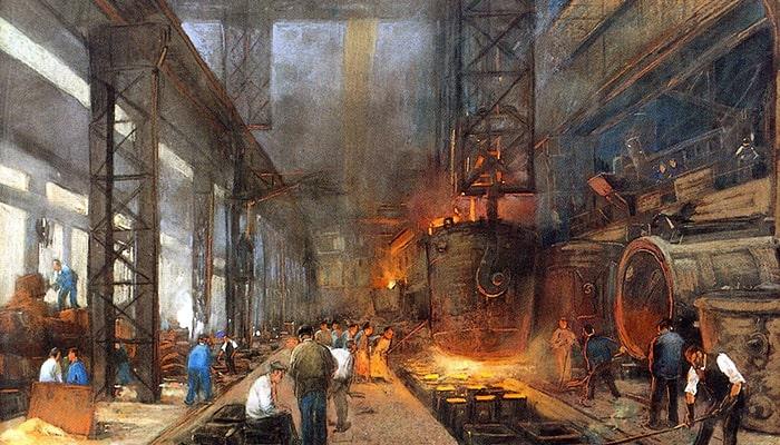 Revolución Industrial - 3