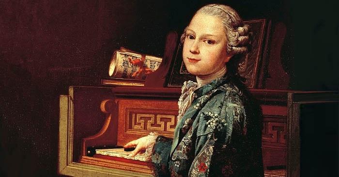 Wolfgang Amadeus Mozart - 3