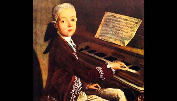 Wolfgang Amadeus Mozart - 4