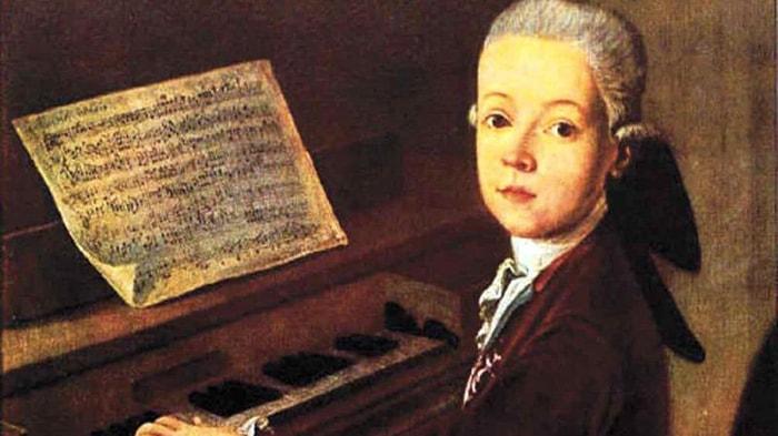 Wolfgang Amadeus Mozart - 5
