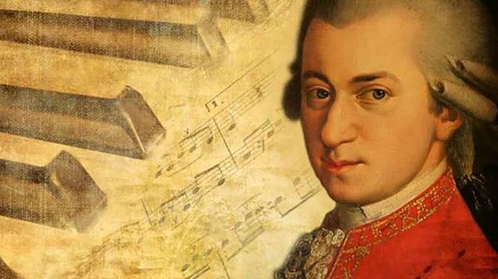 Wolfgang Amadeus Mozart - 6