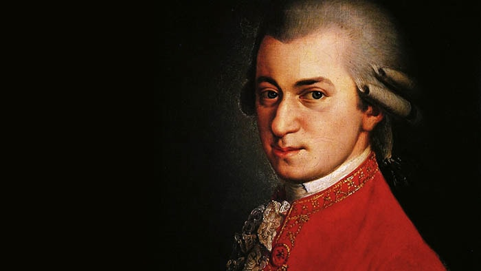 Wolfgang Amadeus Mozart - 7