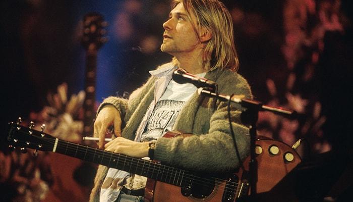 La muerte de Kurt Cobain - 1