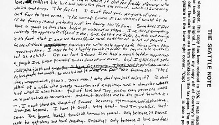 La muerte de Kurt Cobain - 3