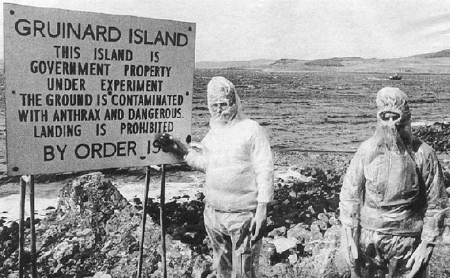 Algunas de las islas más peligrosas del mundo - 3