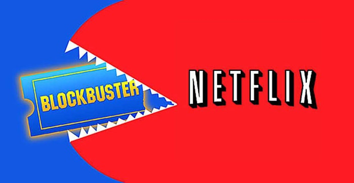 Como nació: Netflix - Historia resumida - 5