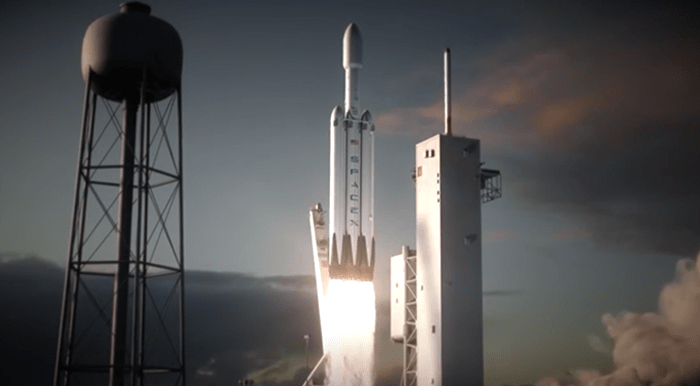Lanzamiento del Falcon Heavy de SpaceX - 4