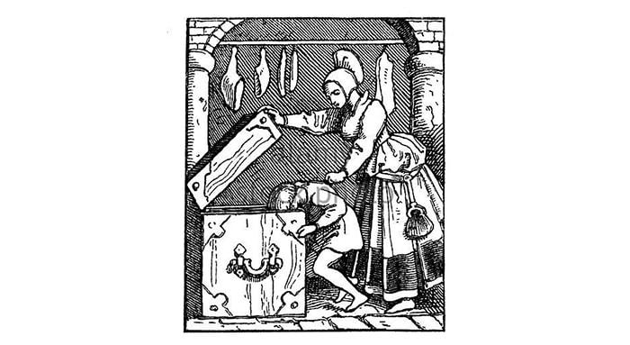 5 tenebrosos cuentos de los hermanos Grimm - 2