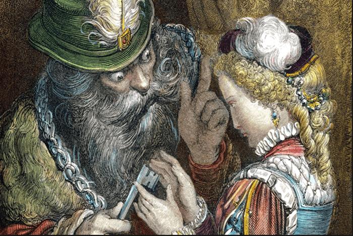 5 tenebrosos cuentos de los hermanos Grimm - 3