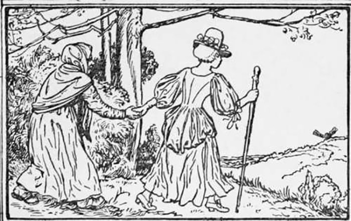 5 tenebrosos cuentos de los hermanos Grimm - 4