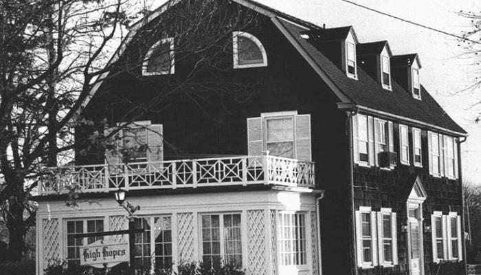 La casa maldita de Amityville - 1