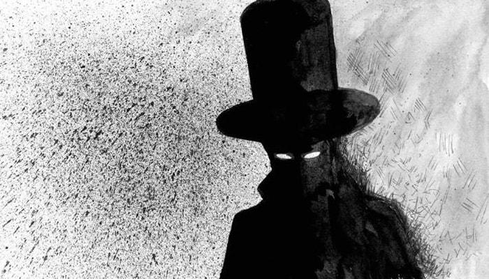 """El """"Hombre del Sombrero"""" - 5"""