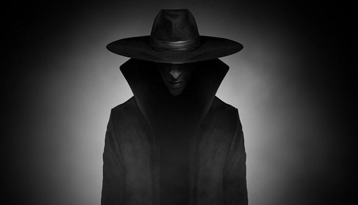 """El """"Hombre del Sombrero"""" - 6"""