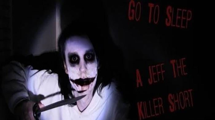 "Jeff The Killer ""go to sleep"" - 6"