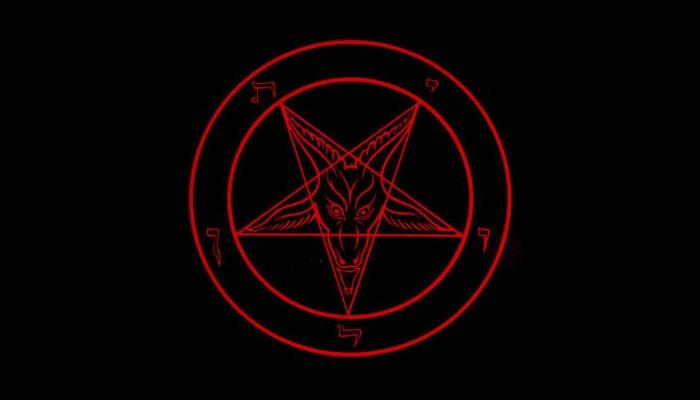 La iglesia de satán - 5