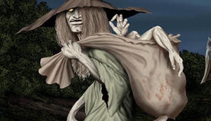Mitos terroríficos que dicen ser reales - 1
