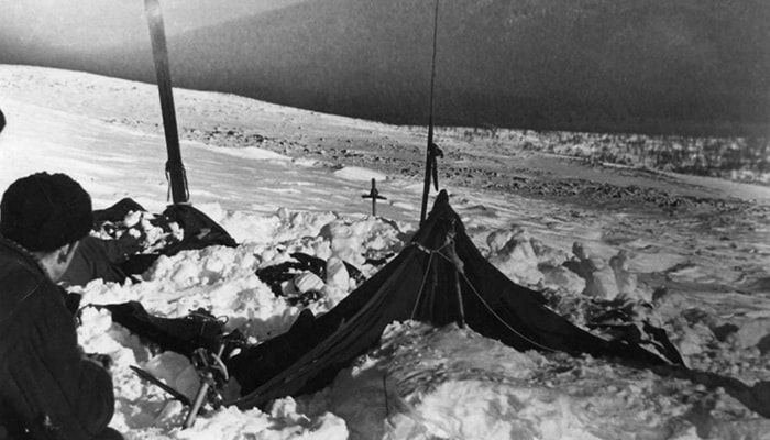 El incidente del paso Dyatlov - 3