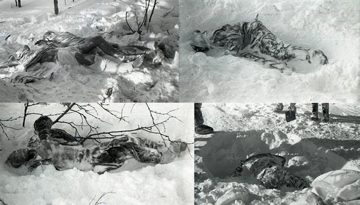 El incidente del paso Dyatlov - 6